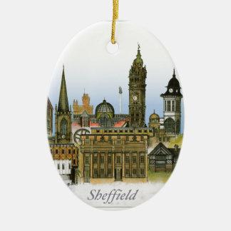 sheffield - south yorkshire, tony fernandes ceramic oval decoration