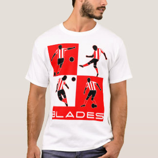 Sheffield United Nickname t-shirt