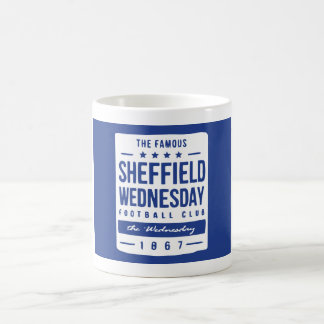 Sheffield Wednesday Mug