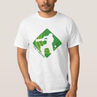 Sheik F Bacchus Cricket T-Shirt