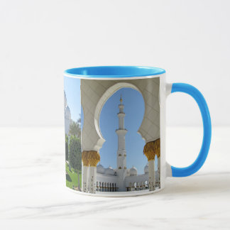 Sheikh Zayed Grand Mosque 1 Mug