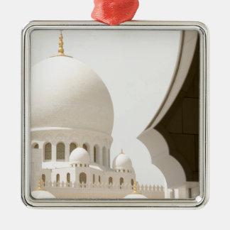 Sheikh Zayed mosque 3 Christmas Ornament