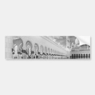 Sheikh Zayed Mosque Bumper Sticker