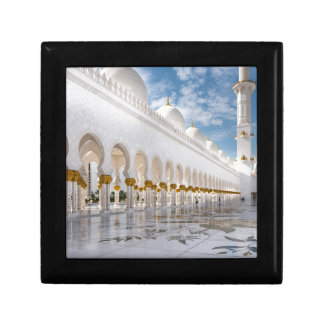 Sheikh Zayed mosque Small Square Gift Box
