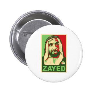 Sheikh Zayed Products Pin