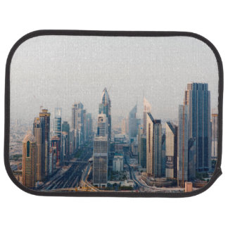 Sheikh Zayed Road Car Mat