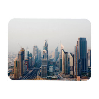 Sheikh Zayed Road Magnet