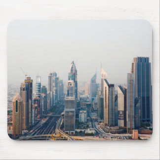 Sheikh Zayed Road Mouse Mat