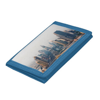 Sheikh Zayed Road Tri-fold Wallet