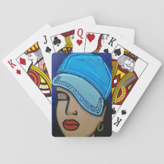 """Sheizign """"Natural Beauty"""" Playing Cards"""