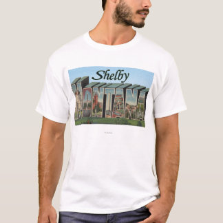 Shelby, Montana T-Shirt