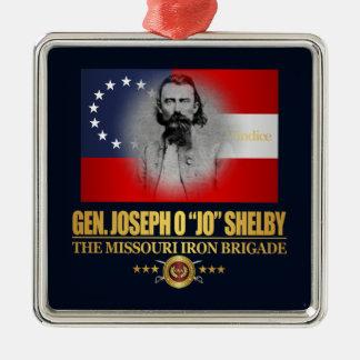 Shelby (Southern Patriot) Christmas Ornament