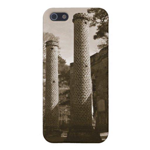 Sheldon Church Ruin iPhone 5 Case