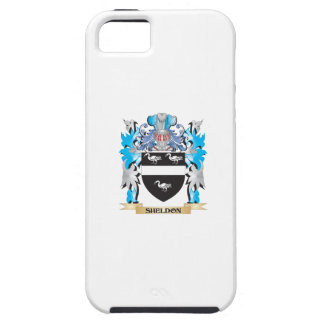 Sheldon Coat of Arms - Family Crest iPhone 5 Cases