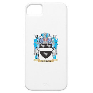Sheldon Coat of Arms - Family Crest iPhone 5 Covers