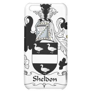 Sheldon Family Crest iPhone 5C Cases