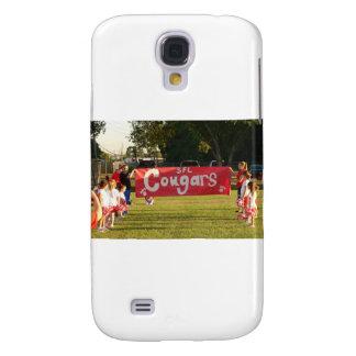 Sheldon Football League Cougars Under 8 Samsung Galaxy S4 Cover