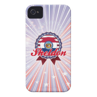 Sheldon, MO iPhone 4 Case-Mate Cases