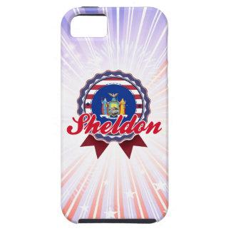 Sheldon, NY iPhone 5 Cover