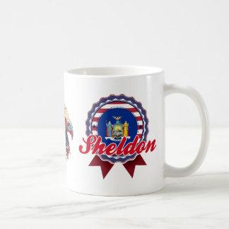 Sheldon, NY Coffee Mug