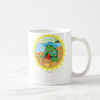 Sheldon on the Beach Coffee Mug