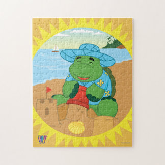 Sheldon on the Beach Jigsaw Puzzle