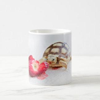 Sheldon the Tortoise Basic White Mug