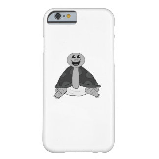 """""""Sheldon"""" the turtle (black and white) Barely There iPhone 6 Case"""