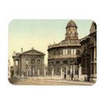 Sheldonian Theatre, Oxford, England Rectangular Photo Magnet