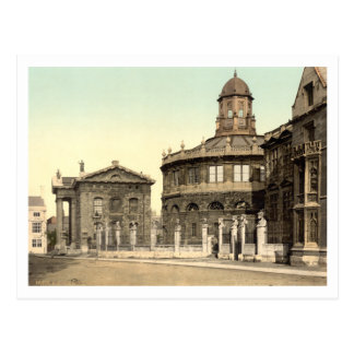 Sheldonian Theatre, Oxford, England Postcard