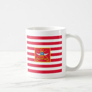 Sheldon's Horse Flag (2nd Light Dragoons) Basic White Mug