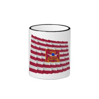 Sheldon's Horse Flag Mugs