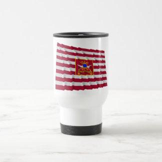 Sheldon's Horse Flag Stainless Steel Travel Mug