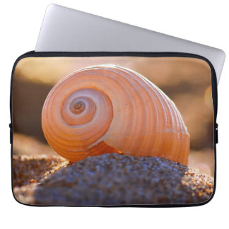 Shell Bokeh |Greece Laptop Sleeve