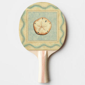 Shell Collector Ping Pong Paddle