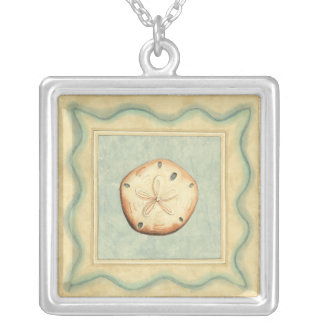 Shell Collector Silver Plated Necklace