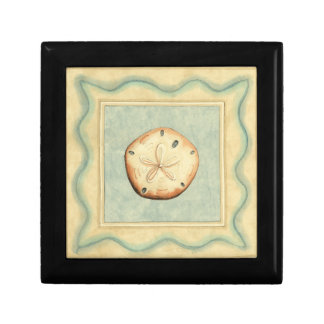 Shell Collector Small Square Gift Box