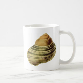 Shell Engraving Coffee Mug