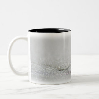 Shell in the Sand Two-Tone Coffee Mug