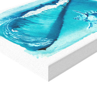 Shell on the Seashore Canvas Print