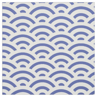 Shell Pattern Decorative Fabric