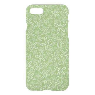 Shell Pattern On Spotted Background iPhone 8/7 Case