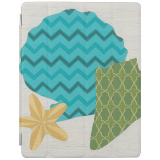 Shell Patterns II iPad Cover