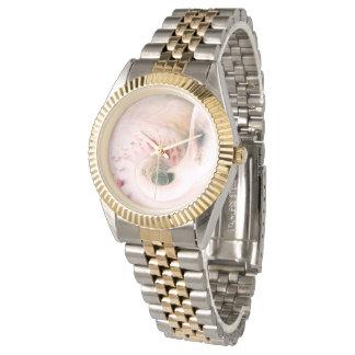Shell Portrait Wrist Watch