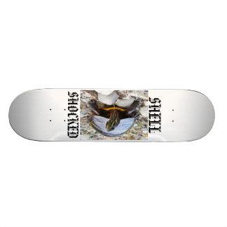 Shell Shocked Turtle Skateboard