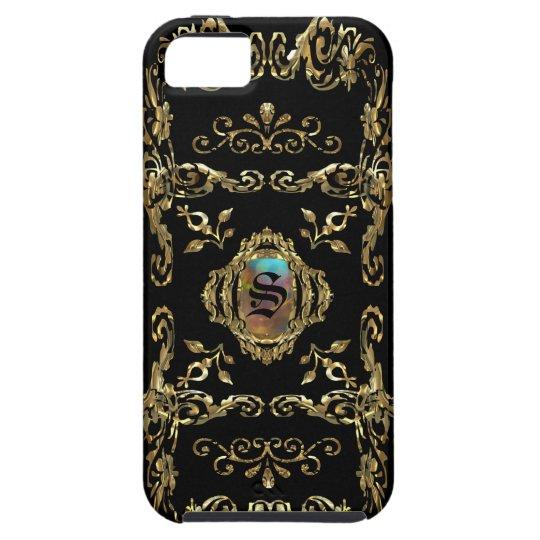 Shellbrooked Elegant Monogram Case For The iPhone 5