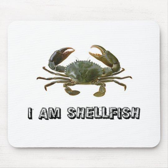 Shellfish Mouse Mat