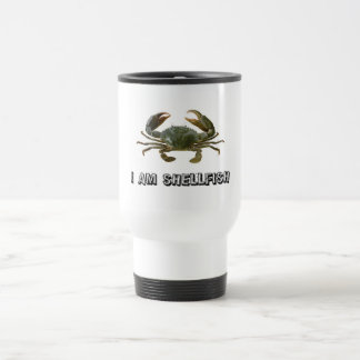 Shellfish Travel Mug
