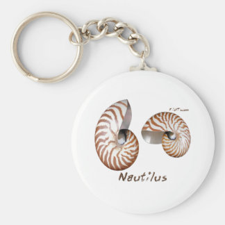 Shells Collection by FishTs.com Key Chains