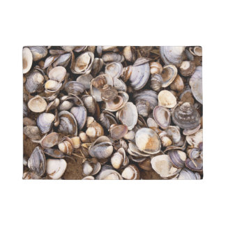 Shells in Mud Doormat